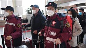 Dịch viêm phổi do virus corona: Trung Quốc cho phép WHO cử chuyên gia đến nghiên cứu
