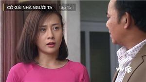 'Cô gái nhà người ta' tập 15: Khoa tự tử, Uyên tuyên bố hủy hôn với Cường