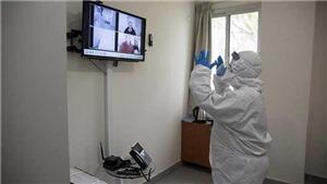 Dịch COVID-19: Ca lây nhiễm đầu tiên ở Israel là hành khách trên tàu du lịch cách ly tại Nhật Bản