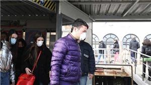 Dịch COVID-19: Italy ghi nhận ca tử vong thứ năm, số người nhiễm tiếp tục tăng