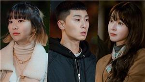 Những cặp đôi 'oan gia ngõ hẹp' trong phim 'Tầng lớp Itaewon'