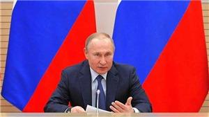 Tòa án Hiến pháp Nga công nhận tính hợp hiến của các sửa đổi Hiến pháp