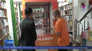 ATM sách đầu tiên ở Hà Nội: Sẻ chia tri thức hoàn toàn miễn phí