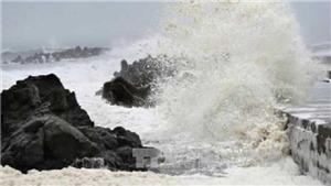 Năm 2020, có khoảng 11-13 cơn bão và áp thấp nhiệt đới hoạt động trên Biển Đông