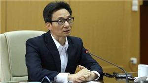 Dịch COVID-19: Việc Thủ tướng Chính phủ quyết định công bố dịch nhằm huy động sự đồng lòng của cả hệ thống chính trị
