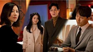 Thế giới hôn nhântập 9:'Tiểu tam' Da Kyung bị chồng phản bội, Tae Oh vẫn yêu vợ cũ