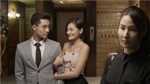 Thùy Anh đóng vai 'em Cám' bị ghét nhất phim 'Tình yêu và tham vọng'