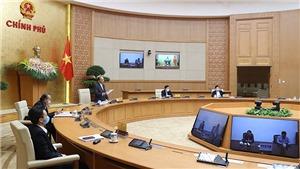 Thủ tướng Nguyễn Xuân Phúc: Quyết tâm phấn đấu không để nền kinh tế bị đổ gãy