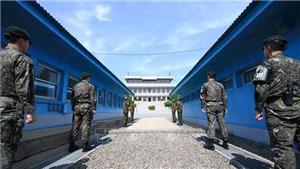 Hàn Quốc thông báo xảy ra nổ súng tại Khu phi quân sự liên Triều