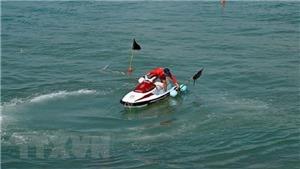 Tìm thấy thi thể cháu bé thứ hai bị đuối nước khi tắm biển ở Quan Lạn