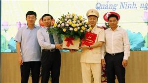 Phó Chánh Văn phòng Cơ quan Cảnh sát điều tra, Bộ Công an làm Giám đốc Công an tỉnh Quảng Ninh