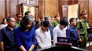 Tạm hoãn phiên tòa xét xử phúc thẩm vụ án tại Ngân hàng Đại Tín