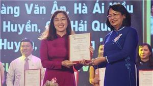 Vinh danh các tác giả, tác phẩm đoạt giải tại Liên hoan Phát thanh toàn quốc lần thứ XIV