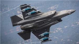 Mỹ điều tiêm kích chặn máy bay trinh sát Nga
