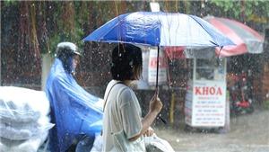Đêm 6/7, các khu vực trong cả nước đều có mưa và dông, đề phòng thời tiết nguy hiểm
