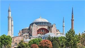 Tranh cãi nổ ra sau khi Thổ Nhĩ Kỳ chuyển bảo tàng Hagia Sophia thành thánh đường Hồi giáo
