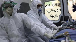 Iran công bố số liệu sốc: 25 triệu người đã mắc COVID-19