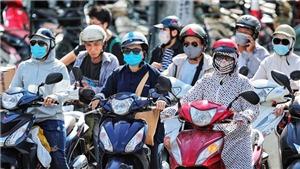 Các tỉnh từ Thanh Hóa - Phú Yên tiếp tục nắng nóng gay gắt, có nơi trên 39 độ C