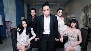 Victor Vũ 'nhá hàng' phim mới: Trúc Anh làm 'nàng thơ', Amee lấn sân điện ảnh