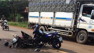 Bình Phước: Hai vụ tai nạn kinh hoàng, 4 người tử vong