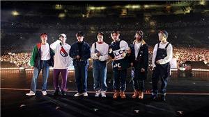 'Break the Silence: The Movie': Phim mới của BTS ra rạp Việt tháng 9
