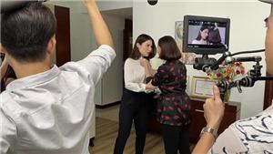 Tình yêu và tham vọng: 'Bật mí' cảnh Tuệ Lâm bóp cổ, cấm Linh lại gần Minh