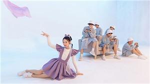 Amee ra mắt MV 'Mama Boy'