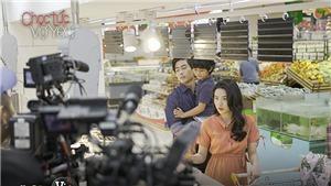 Minh Trang được 'soái ca' Kenny theo đuổi trong phim ngôn tình'Chọc tức vợ yêu'