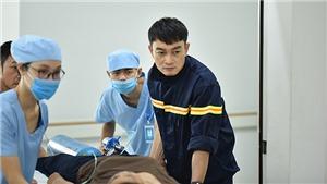 'Lửa ấm': Phim về người lính cứu hỏa và bác sĩ cấp cứu sắp lên sóng VTV1