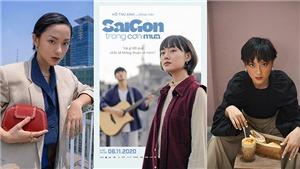 Phim 'Sài Gòn trong cơn mưa' hé lộ dàn cast, ra rạp đầu tháng 11