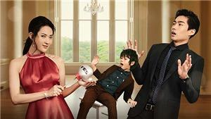 Minh Trang áp lực, 'soái ca' Hàn Quốc mất ngủ vì phim ngôn tình 'Chọc tức vợ yêu'