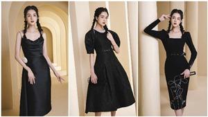 Á hậu Hoàng Anh gợi ý mặc đẹp cả tuần với BST mới của NTK Hà Duy