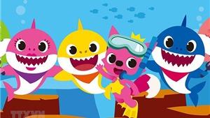 'Baby Shark' trở thành video có lượt xem cao nhất trên YouTube