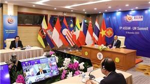 ASEAN 2020: Những cam kết mạnh mẽ của các đối tác dành cho ASEAN