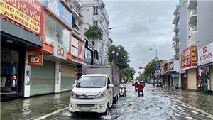 Trung Bộ và Nam Bộ mưa dông, cảnh báo sạt lở đất và ngập úng cục bộ tại Tây Ninh