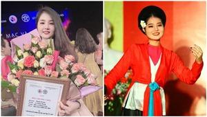 Tài năng trẻ Thanh Huyền: 'Tôi may mắn được NSƯT Thu Huyền dìu dắt'