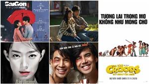 4 phim Việt cạnh tranh với loạt phim ngoại ngoài rạp tháng 11