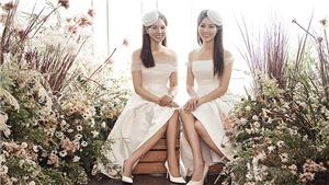 Á hậu Thụy Vân hứa sẽ chọn váy cưới cho bạn gái NSND Công Lý lúc kết hôn