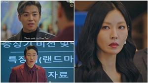 'Penthouse: Cuộc chiến thượng lưu': Su Ryeon 'tống' 2 kẻ ngoại tình vào tù cùng lúc