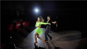 Hồng Việt - Thu Trang thực hiện đêm biểu diễn nghệ thuật Khiêu vũ thể thao sau 10 năm