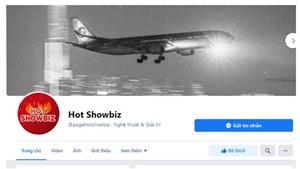 Hot Showbiz: Fanpage chuyên cập nhật thông tin 'nóng' theo cách đặc biệt nhất