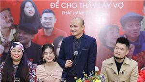 Xuân Nghĩa ra mắt 2 phim hài Tết, kể điều thú vị về anh trai Xuân Hinh