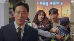 'Chị đẹp' Su Ryeon bị đâm chết ngay trước tập cuối 'Penthouse: Cuộc chiến thượng lưu'