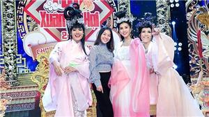 Tiểu Vy rút khỏi chương trình 'Táo Xuân 2021' vào phút chót vì Thuý An
