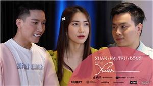 Hòa Minzy, Anh Tú và Hứa Kim Tuyền hội ngộ trong 'Xuân Hạ Thu Đông, rồi lại Xuân'