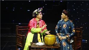 '12 con giáp 2021': Xuân Bắc - Tự Long dựng show diễn 'làm mới' con trâu