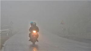 Bắc Bộ sẽ đón không khí lạnh kèm mưa dông