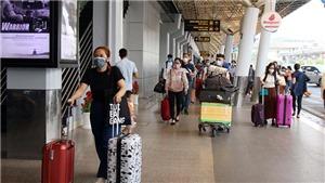 Cục Hàng không Việt Nam nâng cảnh báo phòng dịch Covid-19 ở sân bay lên mức cao nhất