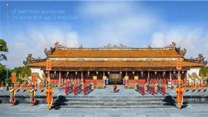 Tái hiện sân khấu hóa lễ Nguyên đán thời Nguyễn