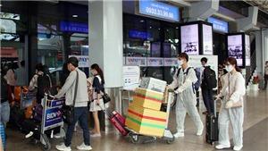 TP.HCM có 4 trường hợp nghi nhiễm virus SARS-CoV-2 tại Sân bay Tân Sơn Nhất